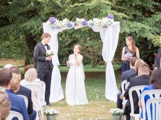 Le mariage de Emilie et Philyp 1