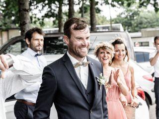 Le mariage de Emmanuelle et Johann 1