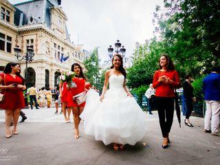 Le mariage de Amira et Gautier 3