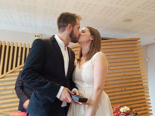 Le mariage de Charlotte et Alex