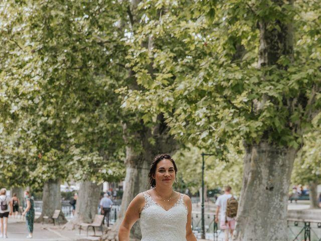 Le mariage de Grégory et Emma à Annecy, Haute-Savoie 3