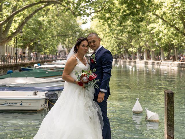 Le mariage de Grégory et Emma à Annecy, Haute-Savoie 7