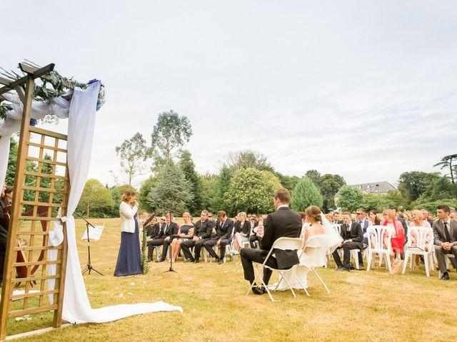 Le mariage de Philyp et Emilie à Quimper, Finistère 1