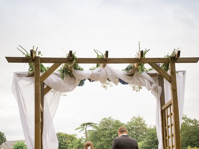 Le mariage de Philyp et Emilie à Quimper, Finistère 5