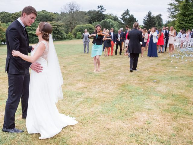 Le mariage de Philyp et Emilie à Quimper, Finistère 6