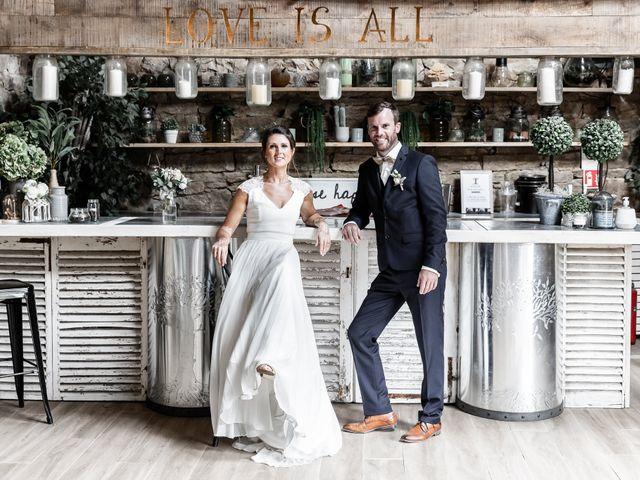 Le mariage de Emmanuelle et Johann