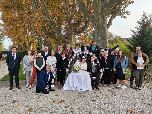 Le mariage de Ludivine  et  Benoît  à Pertuis, Vaucluse 5