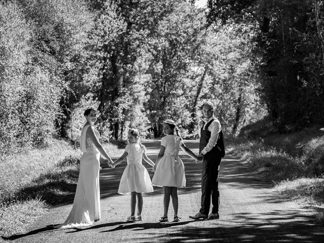 Le mariage de Angelique et Thibault