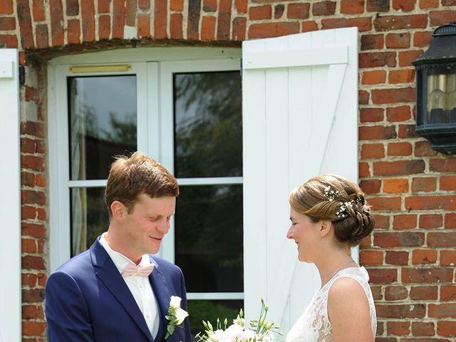 Le mariage de Augustin et Louise à Héricourt, Pas-de-Calais 9