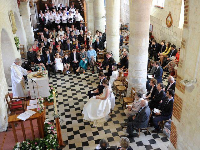 Le mariage de Augustin et Louise à Héricourt, Pas-de-Calais 2