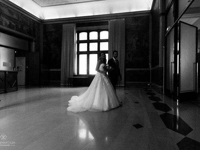 Le mariage de Gautier et Amira à Paris, Paris 3