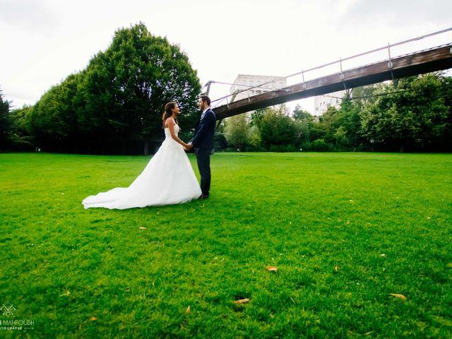 Le mariage de Gautier et Amira à Paris, Paris 6