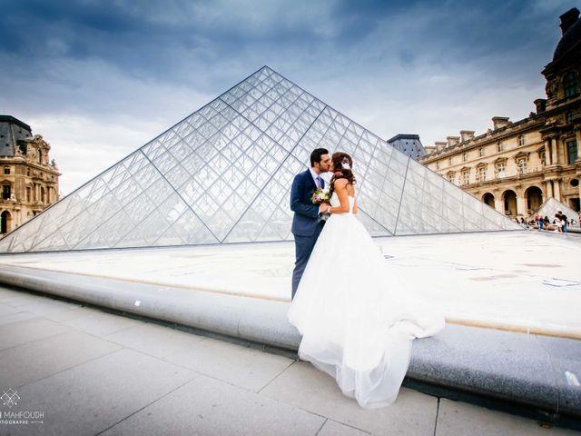 Le mariage de Amira et Gautier