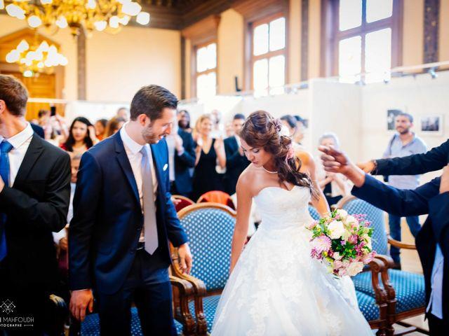 Le mariage de Gautier et Amira à Paris, Paris 14