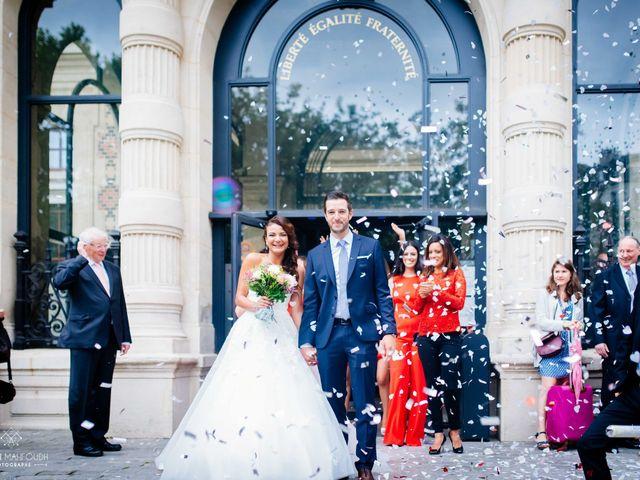 Le mariage de Gautier et Amira à Paris, Paris 23