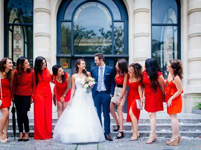 Le mariage de Gautier et Amira à Paris, Paris 26