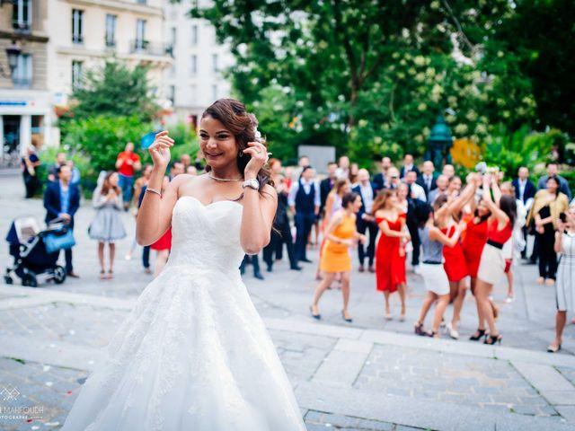 Le mariage de Gautier et Amira à Paris, Paris 27