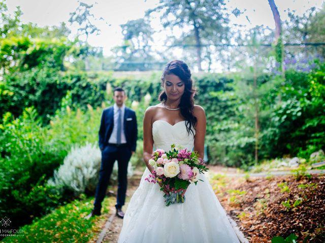 Le mariage de Gautier et Amira à Paris, Paris 2