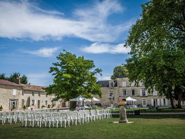 Le mariage de Damien et Marion à Niort, Deux-Sèvres 10