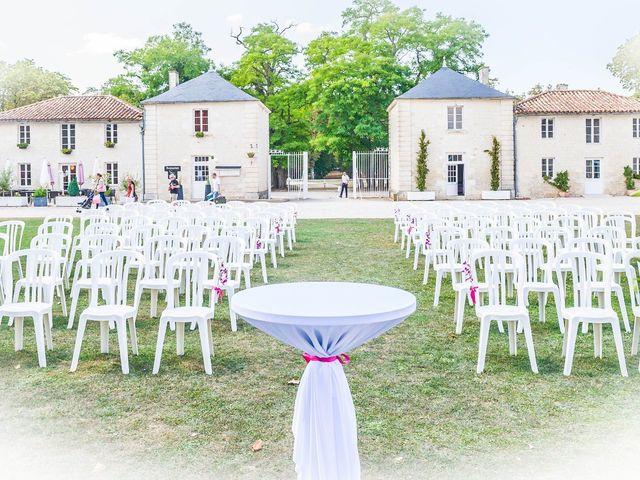 Le mariage de Damien et Marion à Niort, Deux-Sèvres 11