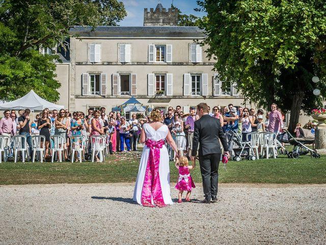Le mariage de Damien et Marion à Niort, Deux-Sèvres 17