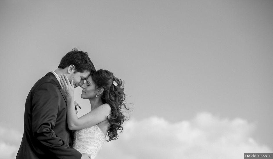 Le mariage de Benjamin et Elodie à Nogent-l'Artaud, Aisne