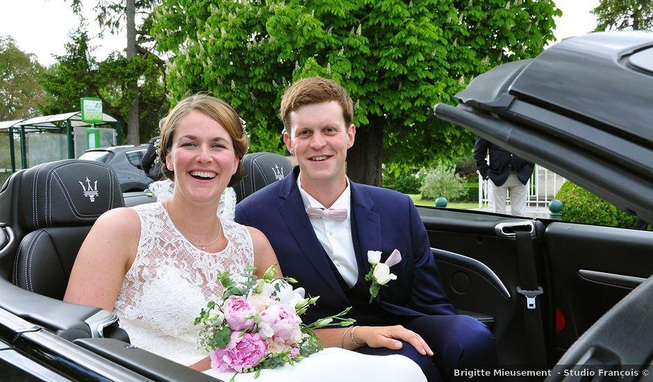 Le mariage de Augustin et Louise à Héricourt, Pas-de-Calais
