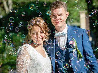 Le mariage de Sandrine et Vincent