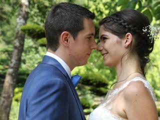 Le mariage de Florine et Julien 1