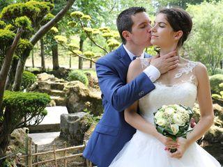 Le mariage de Florine et Julien