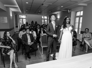 Le mariage de Naomi et Donatien 1