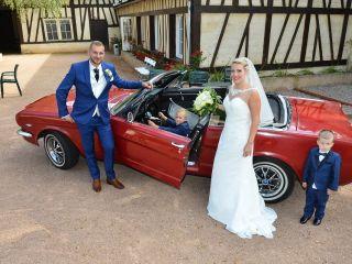 Le mariage de Christine et Adrien