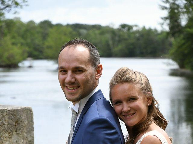 Le mariage de William et Julie à Olivet, Loiret 4