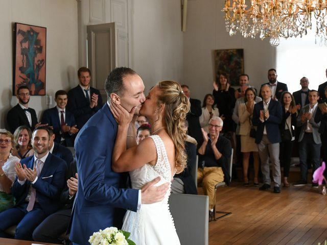 Le mariage de William et Julie à Olivet, Loiret 6