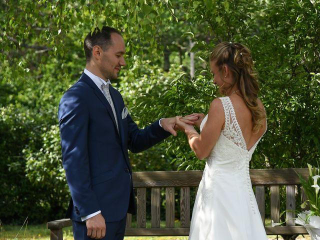 Le mariage de William et Julie à Olivet, Loiret 8