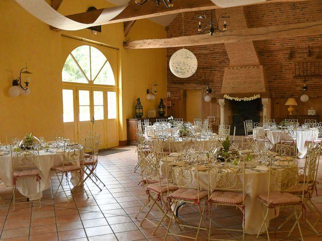 Le mariage de William et Julie à Olivet, Loiret 11