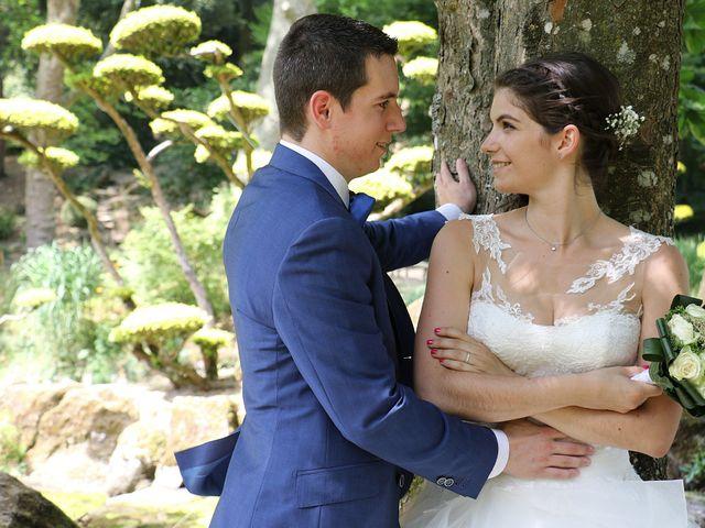 Le mariage de Julien et Florine à Torfou, Maine et Loire 2