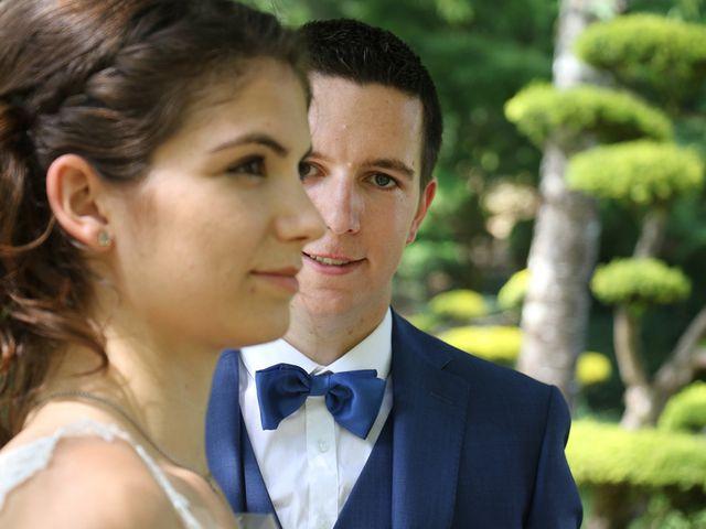 Le mariage de Julien et Florine à Torfou, Maine et Loire 4
