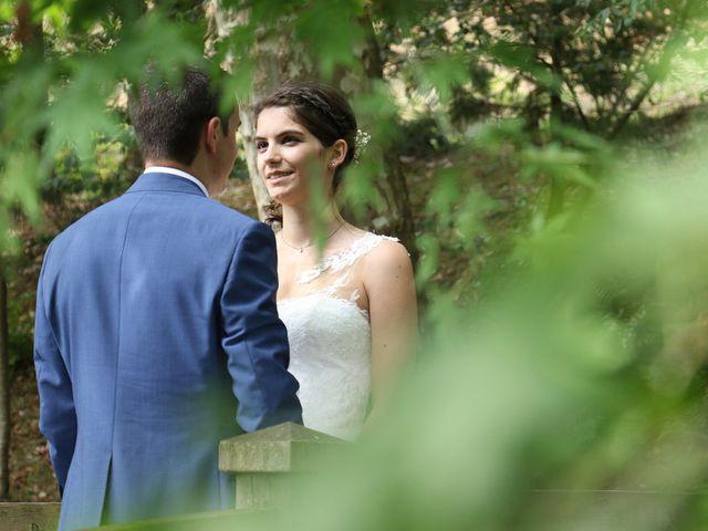 Le mariage de Julien et Florine à Torfou, Maine et Loire 7