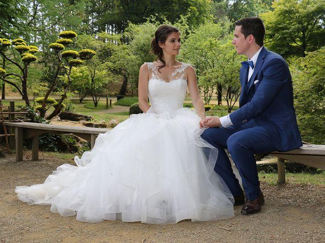Le mariage de Julien et Florine à Torfou, Maine et Loire 10