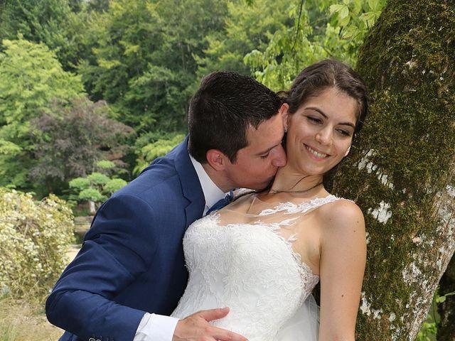 Le mariage de Julien et Florine à Torfou, Maine et Loire 13
