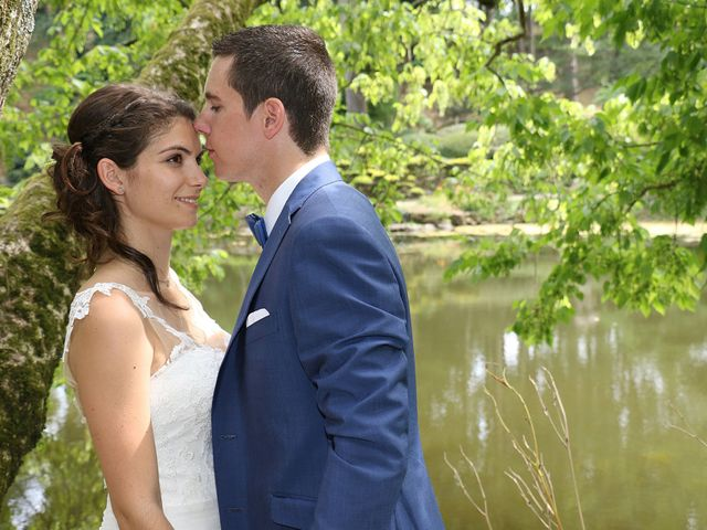 Le mariage de Julien et Florine à Torfou, Maine et Loire 14