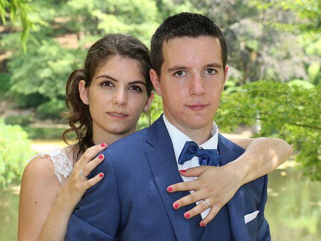 Le mariage de Julien et Florine à Torfou, Maine et Loire 15