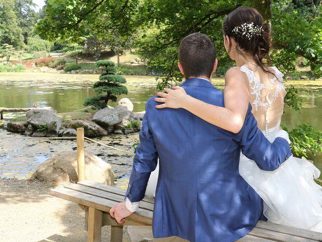 Le mariage de Julien et Florine à Torfou, Maine et Loire 17
