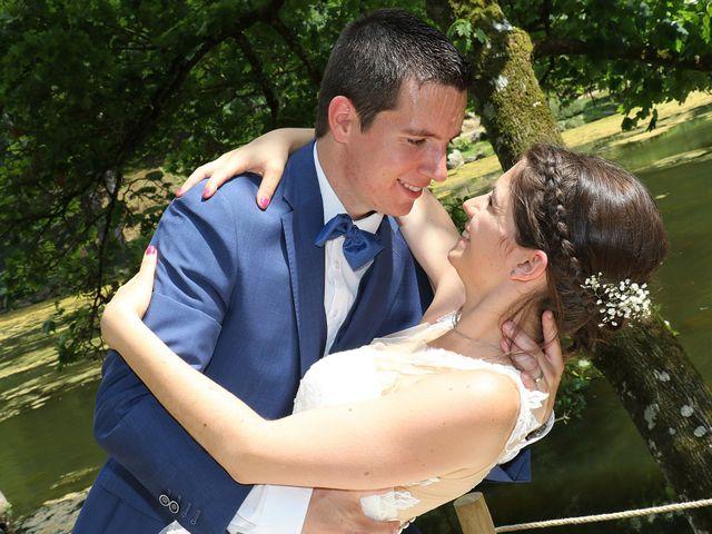 Le mariage de Julien et Florine à Torfou, Maine et Loire 18