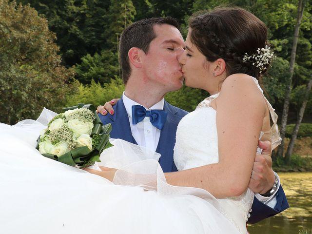 Le mariage de Julien et Florine à Torfou, Maine et Loire 23