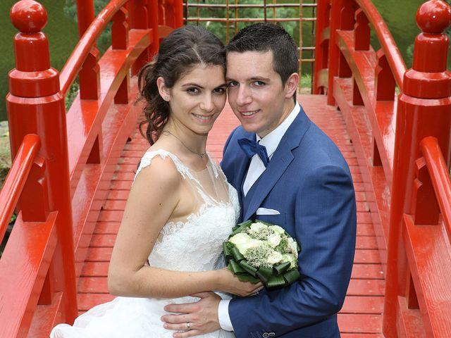 Le mariage de Julien et Florine à Torfou, Maine et Loire 28