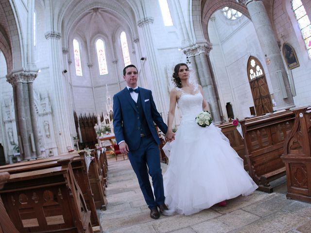 Le mariage de Julien et Florine à Torfou, Maine et Loire 59