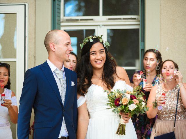 Le mariage de Donatien et Naomi à Tain-l'Hermitage, Drôme 6