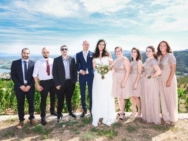 Le mariage de Donatien et Naomi à Tain-l'Hermitage, Drôme 11